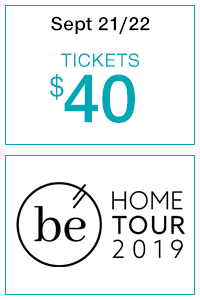 BE Home Tour