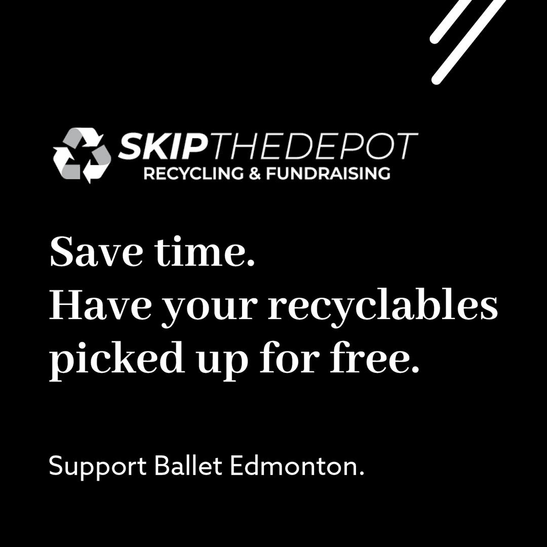 Skip the Depot for Ballet Edmonton!